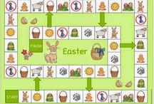 húsvét társas
