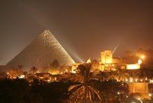 Pyramides of Giza, Egypt
