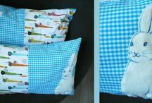 Lutin Lutinette / Vêtements, linge de lit pour bébé bio-éthique, fabriqué en France par mes petites mains expertes ;-)