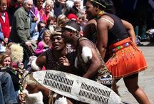 Jacey Bedford's Folk Agency - Zulu Tradition / Zulu Tradition is available for concerts, festicals and school events in the UK. http://www.jacey-bedford.com 01484 606230