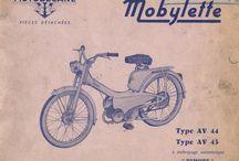 Mobylette & Garelli