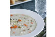 Soups & Sauces / by Patti Miller