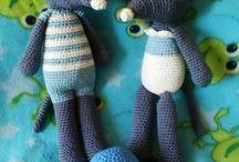 Crochet amigurumi - own pattern