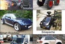 Ollie's funny cars