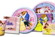 Beauty and The Beast Birthday Party Ideas, Decorations, and Supplies / Beauty and The Beast Party Supplies from www.HardToFindPartySupplies.com, where we specialize in rare, discontinued, and hard to find party supplies. We also carry several of the more recent party lines.  / by Hard To Find Party Supplies
