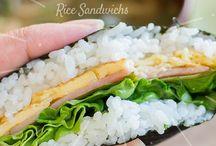 Japanese food / Sushi,sashimi