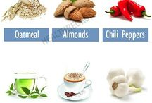 Diet / Foods to help get healthy
