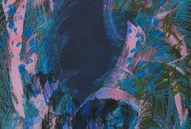 Agnieszka Kopczyńska-Kardaś - twórczość / Od początku mojej twórczości inspirowały mnie formy i kolory, różnego pochodzenia, naturalne i nienaturalne, bliskie i intruzy, które tak jak elementy otaczającego świata często nie pasują do siebie, ale funkcjonują nierozłącznie.