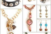 Jewelry: Bead Caps & Cones usage & design