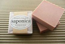 saponica soaps