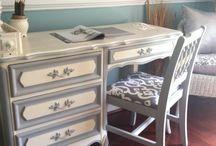 Muebles transformados