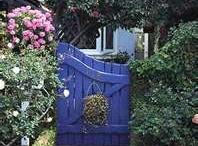 Whimsical garden