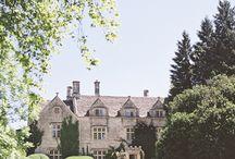 Cotswolds Weddings / Beautiful weddings in England's Cotswolds shot on film