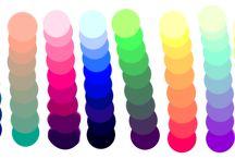 Palette colors