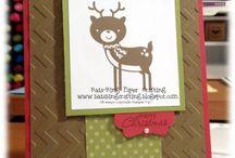 Cards - * No Peeking / by Trisha Klowak