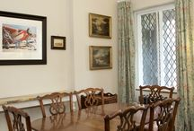 Appealing Dining Rooms / The hub of a holiday home for entertaining and evening meals.