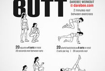 Butt work-outs