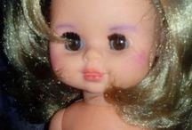GDR dolls/DDR puppen /  Нашла свои старые кулы, буду заниматься их одеванием в аутентичные одежды) Посмотрим, что с этого выйдет