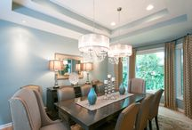 Polished Dining Room / Beautiful Dining Room Remodel