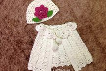 crochet spring poncho...