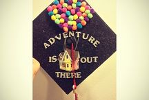 grad cap decore / by Katie Fourez