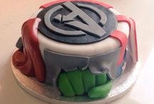 amber's avengers party