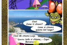 учим итальянский?