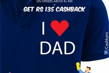 Father's Day / Great ideas on how to make Father's Day special for Dad.