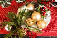 Decorate With Ornaments for Christmas