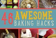 Baking: HACKS