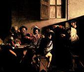 カラヴァッジョ Caravaggio / 私の世界一好きな画家、ミケランジェロ・メリージ・ダ・カラヴァッジョ(伊: Michelangelo Merisi da Caravaggio、)  バロック期のイタリア人画家。  彼に魅了され、彼の作品を追いかけ、イタリア中を巡った  光と影を表出したバロック絵画巨匠‼  画風もしかり、彼の人生そのもの光と影、肉体と精神。 それは人間全てにあてはまる。