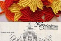 crochet autumn