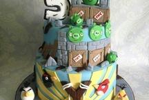 Boys birthday/ cake