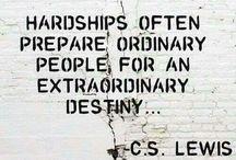 Hardship/struggle