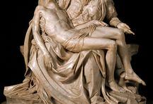 Sochařská díla