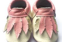 Baby moccasin inspiration