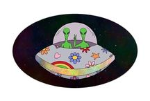 My CafePress Products / Various CafePress products featuring my artworks and designs.