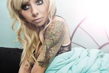 Tattoos  / by Heather Manukin
