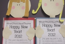 New Year's Projects / by Andrea Vinciguerra