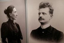 Jean Sibelius and family