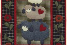 animal quilts / by Patty Hanssens