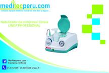 Nebulizador de compresor Corsia - Linea Profesional