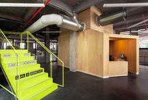 Interiors - Office / Ideas for small office interiors