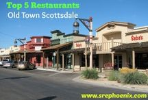 Scottsdale Restaurants / Great eats on Scottsdale