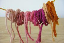 Fibras téxtiles naturales / Seda, algodón, lino, viscosa, lana, mohair, cashemire ...