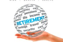 INretirement / Saving money in preparation for retirement