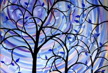 Painting Ideas / by Shanan Madak