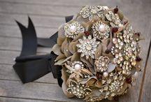 Repurposed Vintage Costume Jewellery