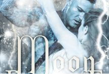 Moon Borne by Rachael Slate / Book 1 in the Halcyon Romance Series by USA Today bestselling author Rachael Slate