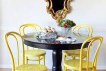 Dining Room Ideas / by Sophia Nguyen
